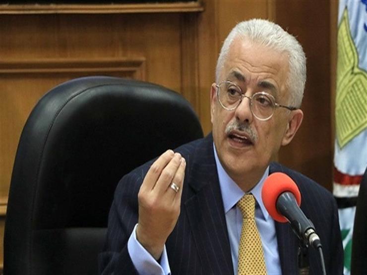 وزير التعليم يعلن مواعيد اختبارات ACT لطلاب الدبلومة الأمريكية