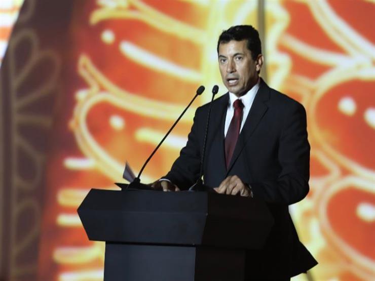 """""""حصن للدفاع عن الكيان"""".. وزير الرياضة يوجه رسالة لجماهير الزمالك"""