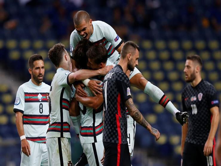 دوري الأمم.. البرتغال تسحق كرواتيا برباعية.. وفرنسا تتجاوز السويد