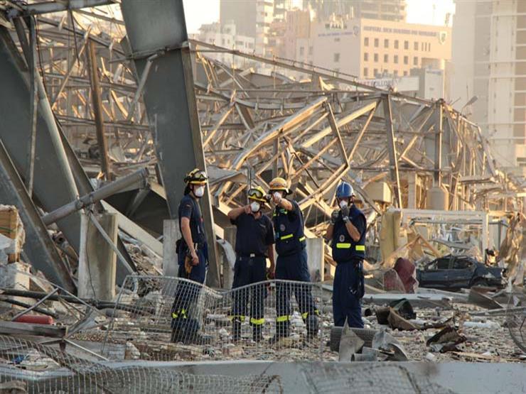 50 ألمانيًا بين أنقاض بيروت.. قصة فريق تطوع للبحث عن المفقودين (حوار)