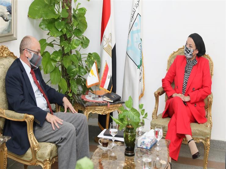 وزيرة البيئة: مصر تدعم المبادرة القبرصية لتغير المناخ وضرورة دمج التكيف بها