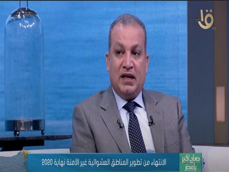"""""""بتكلفة أكثر من 2 مليار جنيه"""".. خالد صديق يكشف تفاصيل تطوير العشوائيات بالبحر الأحمر- فيديو"""