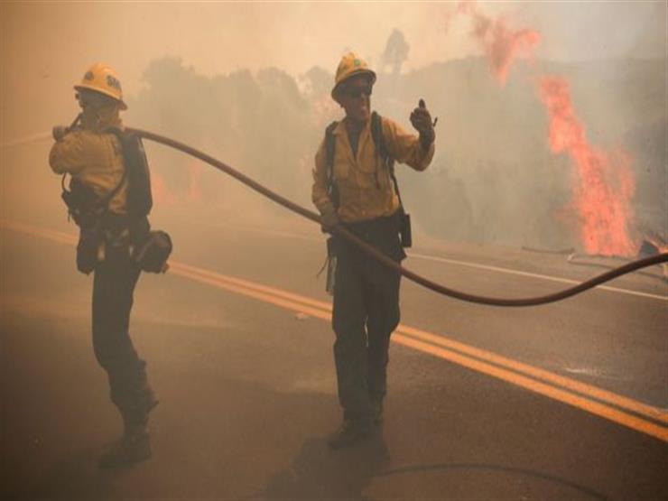 ٧٠ متدربا في ختام دورة أعمال الإطفاء ومكافحة الحرائق بالقابضة للمطارات
