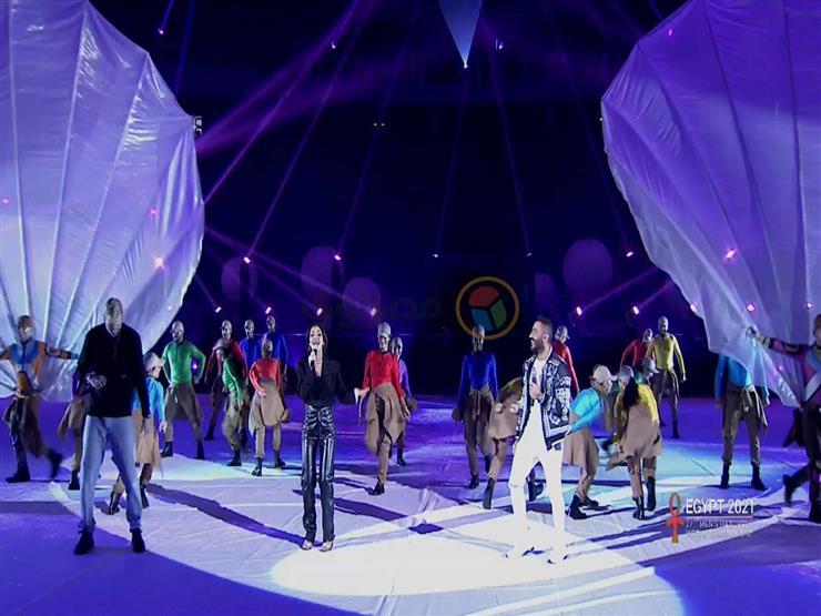 هشام نصر: رضا عالمي عن حفل افتتاح كأس العالم لكرة اليد
