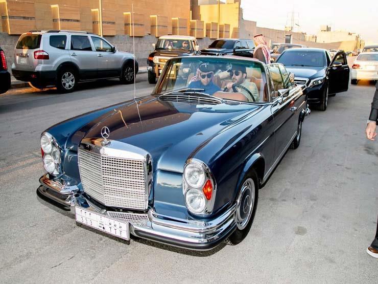 فريدة من نوعها.. سيارة تركي آل الشيخ تثير اهتمام السوشيال ميديا