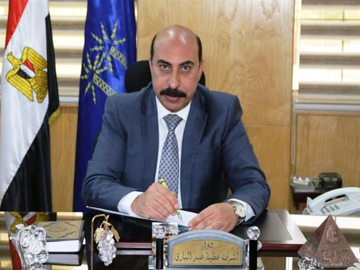 """تحت رعاية صندوق """"تحيا مصر"""".. محافظ أسوان: افتتاح 14 مشروع قريبًا"""