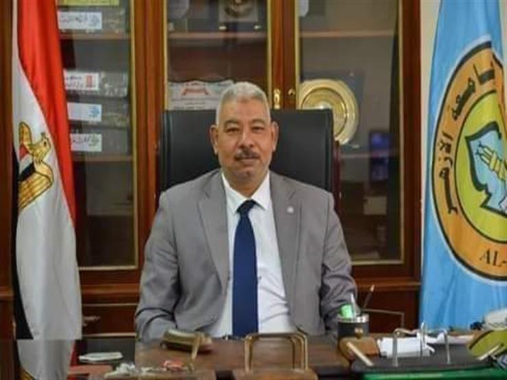وفاة أحمد عباس الأمين العام المساعد لجامعة الأزهر متأثرًا بإصابته بكورونا