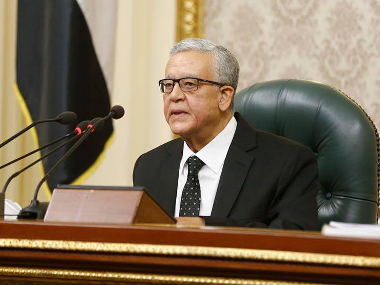 """""""جبالي"""" يفتتح أعمال الجلسة العامة للبرلمان للاستماع لبيان وزير السياحة"""