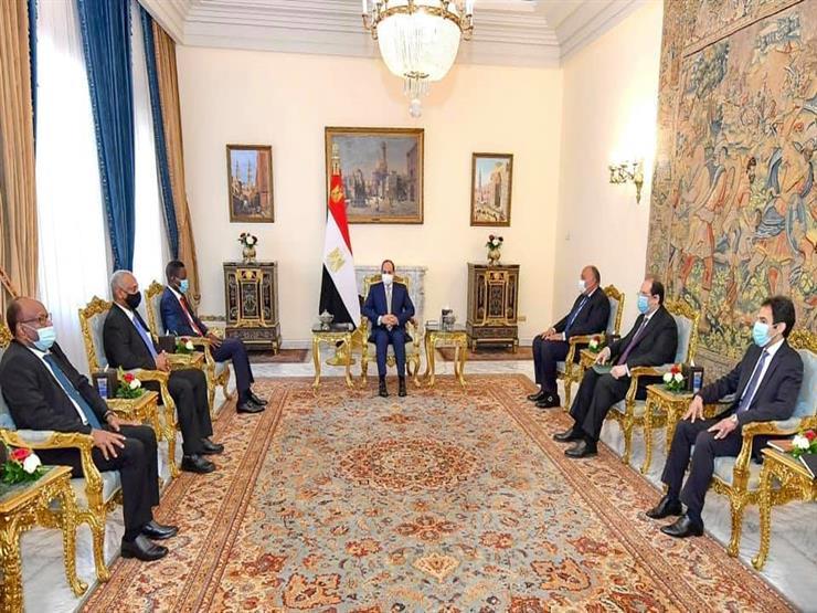 السيسي: موقف مصر تجاه السودان الشقيق لم ولن يتغير تحت أي ظرف