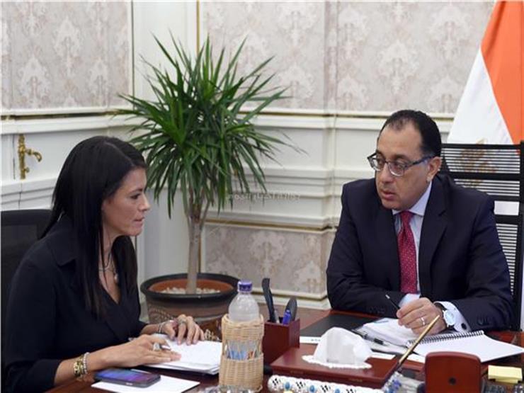 مدبولي يتابع مع وزيرة التعاون الدولي موقف المشروعات التنموية الممولة