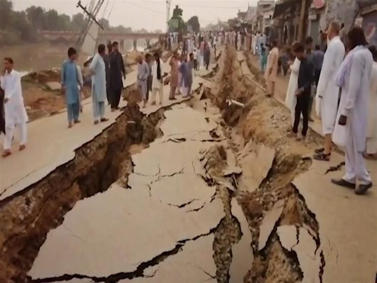 """زلزال بقوة 5.5 ريختر يضرب محافظة """"هرمزكان"""" جنوب إيران"""