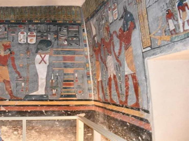 ممر 29 مترًا وغرفة دفن.. إعادة افتتاح مقبرة رمسيس الأول بعد ترميمها
