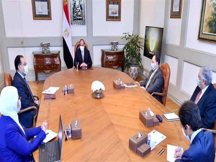 السيسي يوجّه صندوق تحيا مصر بدعم لقاح كورونا للحالات الأكثر احتياجًا