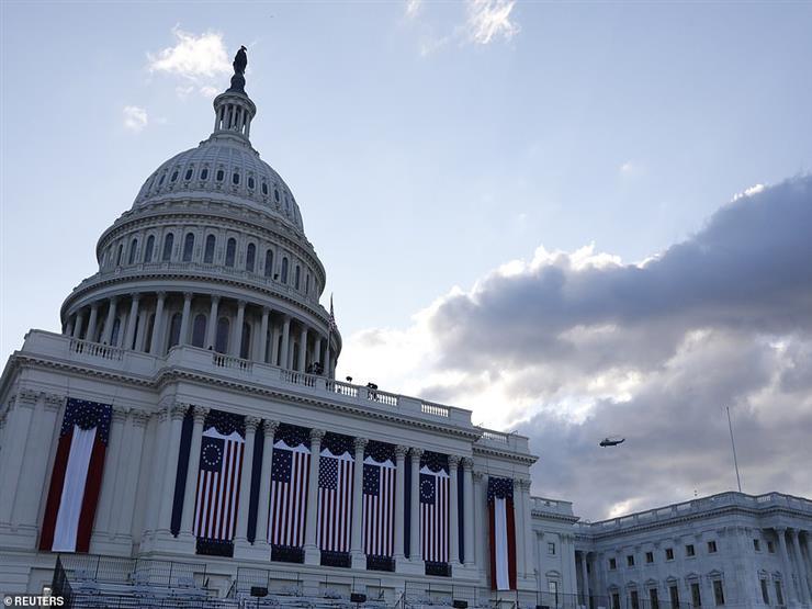 """""""سي إن إن"""": وفاة المسلح المشتبه به في هجوم الكونجرس الأمريكي"""