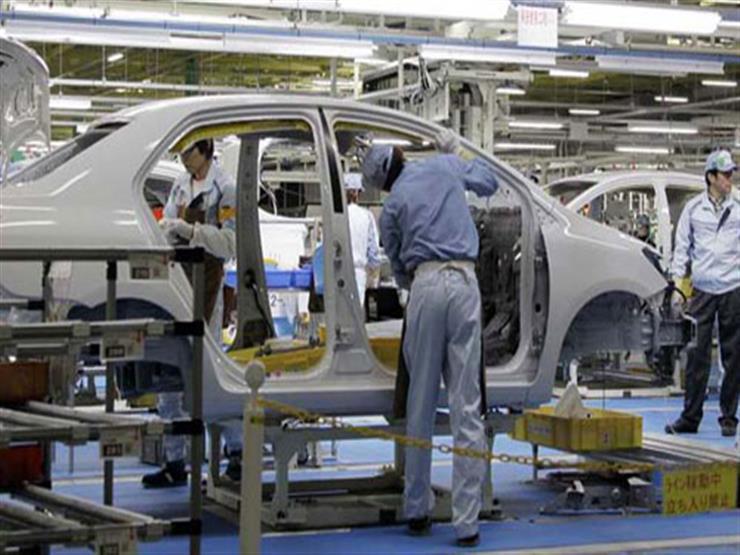 """صورة أزمة """"رقائق"""" في اليابان تُفقد صناعة السيارات ثلث إنتاجها"""