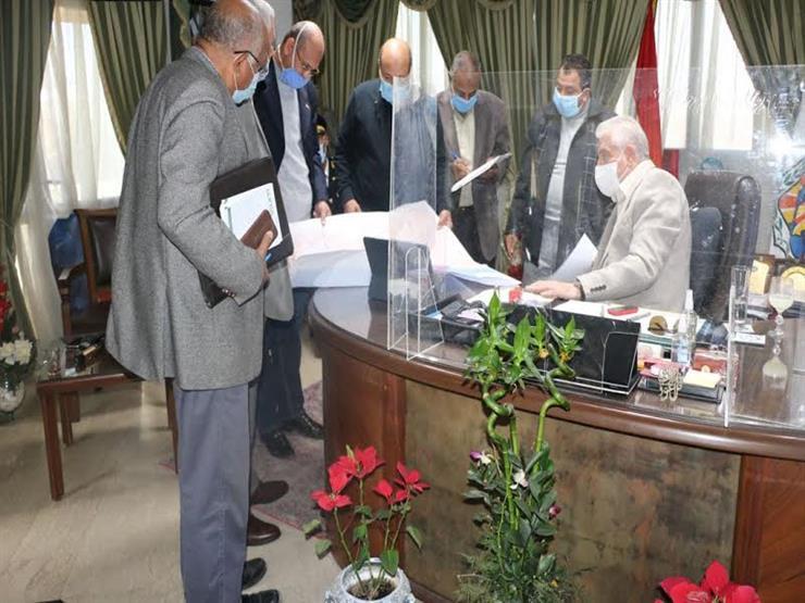 لـ20 ألف نسمة.. محافظ جنوب سيناء يعتمد المخطط الاستراتيجي في أبورديس