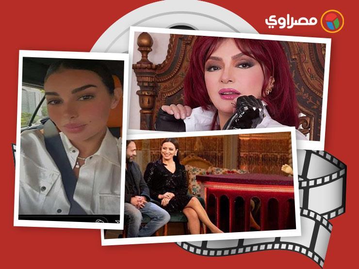 النشرة الفنية| سر الهجوم على ياسمين صبري وحقيقة تشجيع رامي عياش لزواج القاصرات