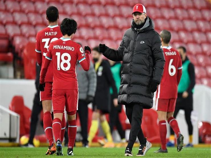 ليفربول يسقط في ملعبه لأول مرة منذ 1369 يوما