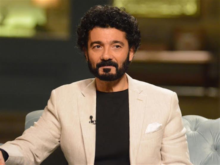 خالد النبوي في طفولته وصور أولاده الثلاثة