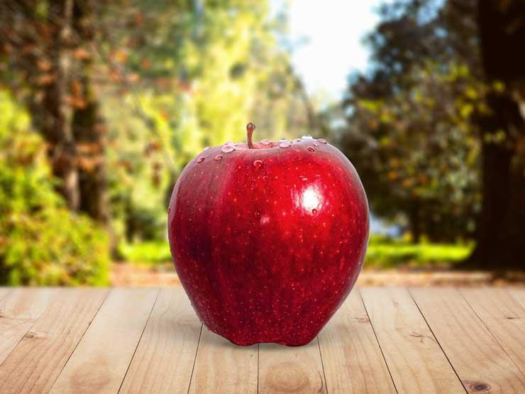 يمنع فقدان الوزن..7 آثار جانبية لتناول التفاح كل يوم