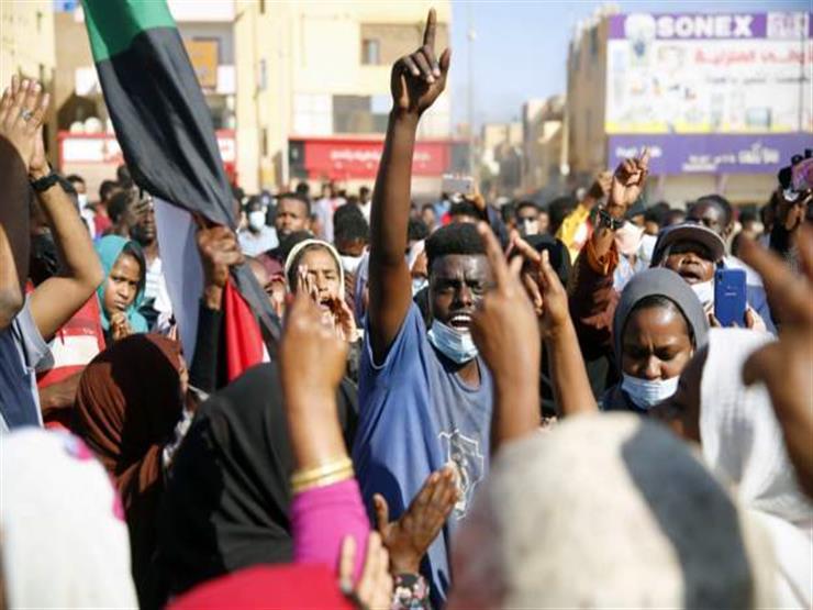 مظاهرات في الخرطوم تنديدًا بسياسات الحكومة السودانية الاقتصادية
