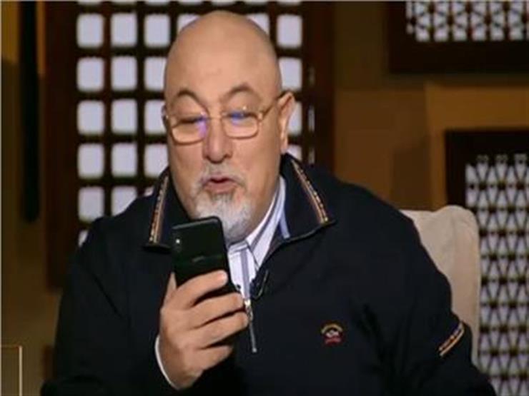 بالفيديو| خالد الجندي: ثورة ٣٠ يونيو المجيدة جلبت خيرات الدنيا لمصر