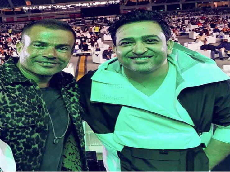 تامر حسين: عمرو دياب في حتة تانية.. فنان سوي نفسيا وواثق من نفسه