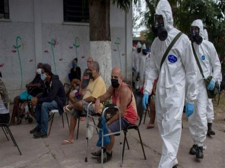 البرازيل تسجل 1202 وفاة و62 ألفا و334 إصابة جديدة بكورونا خلال 24 ساعة