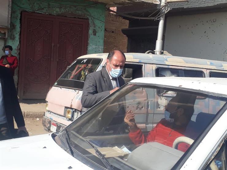 """بسبب """"الكمامة"""".. تحرير 29 محضر مخالفة في المنيا"""