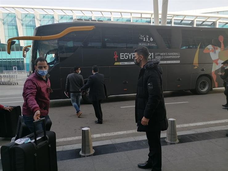 8 منتخبات كرة يد تغادر القاهرة اليوم بعد الخروج من كأس العالم