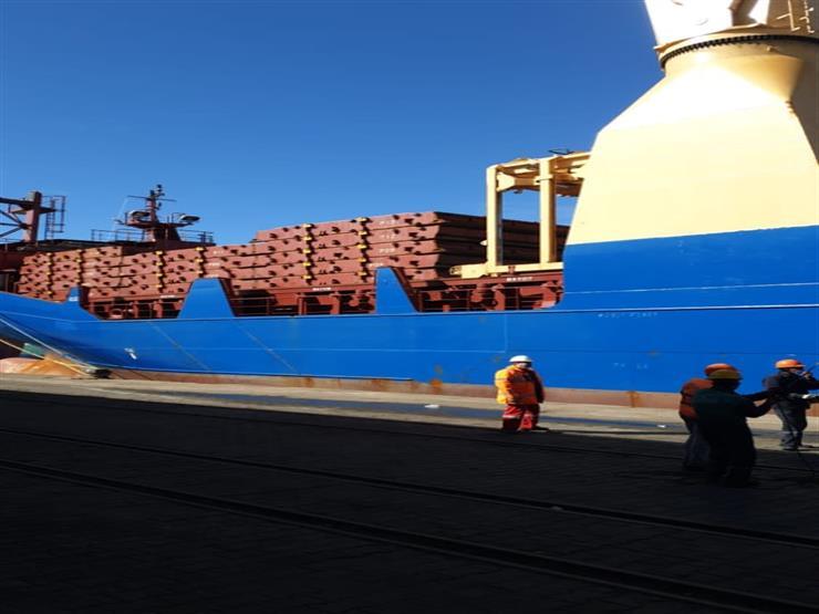 وصول 112 ألف طن بضائع استراتيجية إلى ميناء الإسكندرية