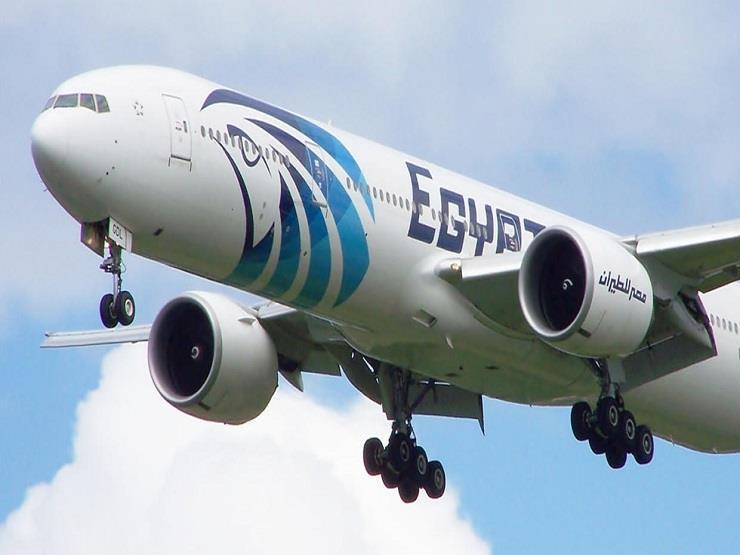 """""""مصر للطيران"""" تسيِّر 43 رحلة دولية تقل 4 آلاف راكب.. غدًا"""