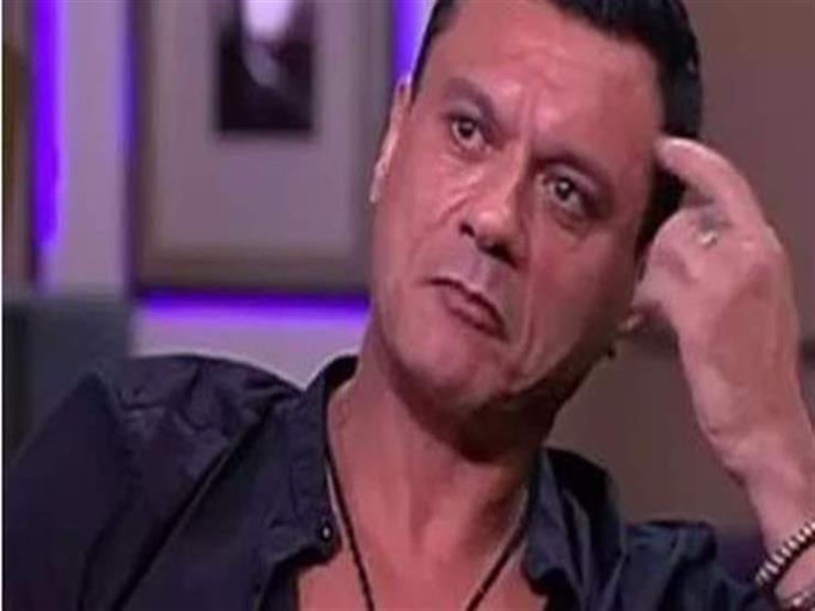 """عباس أبو الحسن بصحبة حسن الرداد في كواليس""""تحت تهديد السلاح"""""""