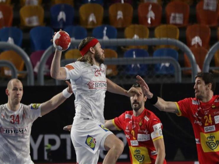 الدنمارك تقهر السويد وتتوج ببطولة العالم لكرة اليد للمرة الثانية على التوالي