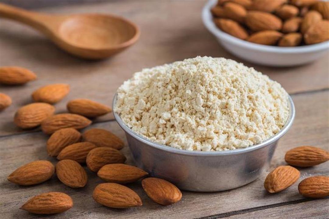 بديل صحي لمرضى حساسية القمح.. 5 فوائد مذهلة لدقيق اللوز