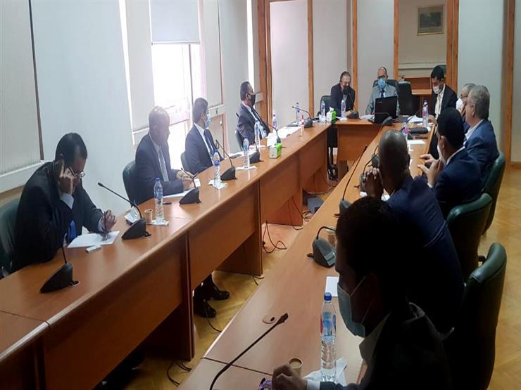 عقد أول اجتماع  لمجلس الأعمال المصري السوداني بعد إعادة تشكيله