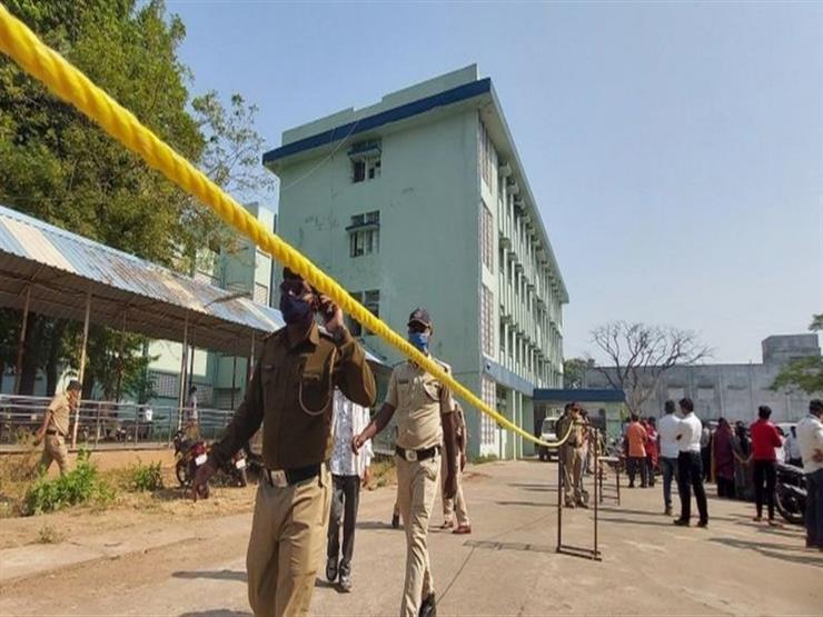 """""""مأساة مؤلمة"""".. مصرع 10 أطفال حديثي الولادة في حريق بمستشفى بالهند"""