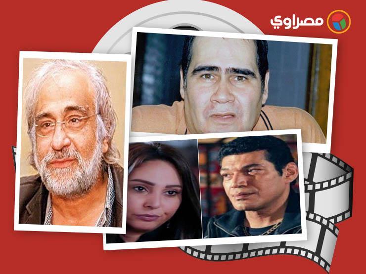 النشرة الفنية| وفاة نجل سيد زيان وأزمة رحاب الجمل وباسم سمرة