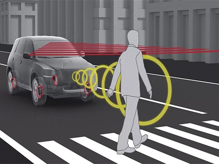 اختبار منظومة إلكترونية لجعل السيارات ذاتية القيادة صديقة للمشاة
