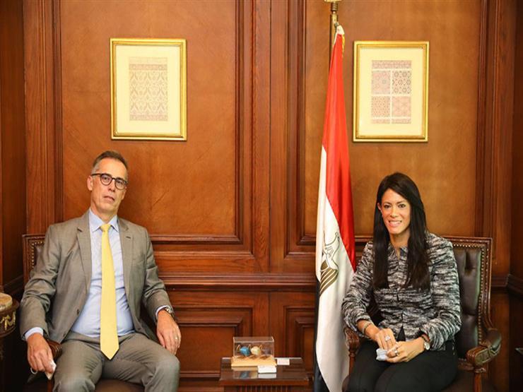 المشاط تبحث مع سفير سويسرا برنامج التعاون الجديد 2021-2024
