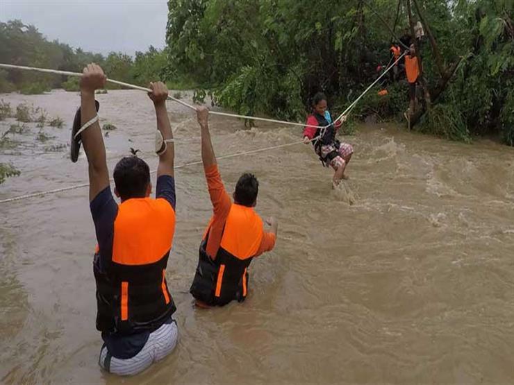 ارتفاع حصيلة قتلى عاصفة كومباسو في الفلبين إلى 30 شخصًا