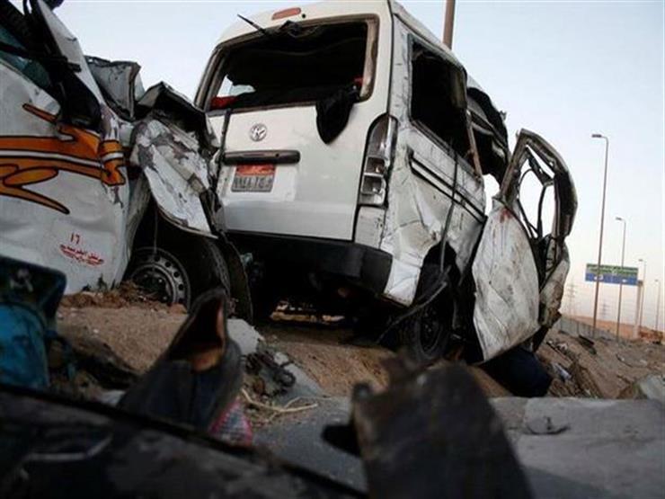 """""""5 ضحايا والصدفة تمنع كارثة"""".. ننشر التفاصيل الكاملة لـ""""حادث المراغة"""" في سوهاج"""