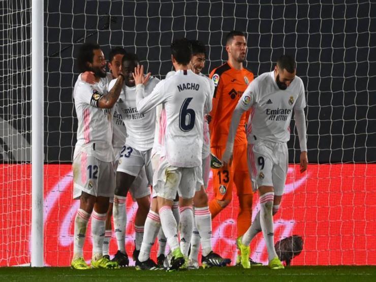 استمرار غياب هازارد.. قائمة ريال مدريد لمواجهة ليفربول بدوري الأبطال