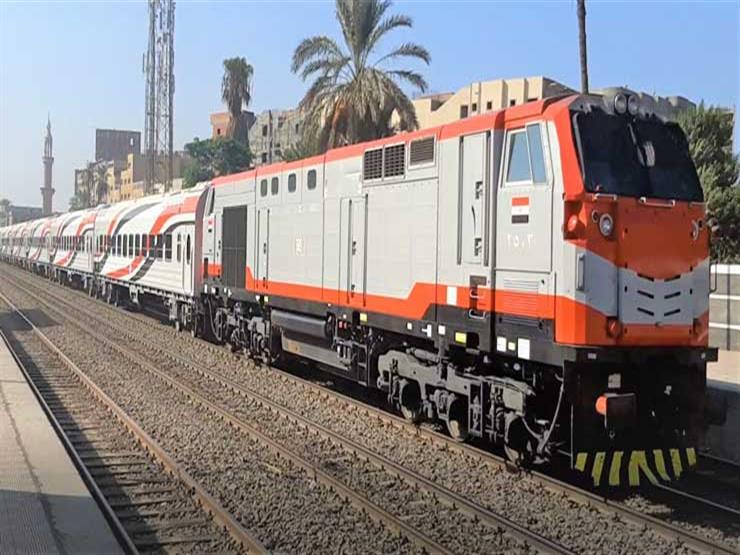 """""""السكك الحديدية"""" تعلن موقف التهديات والتأخيرات المتوقعة اليوم"""