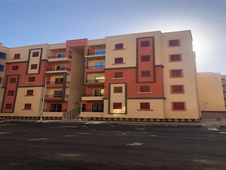 """مسئولو """"الإسكان"""" يتفقدون 1920 شقة سكنية بمشروع جنة  3 بتوسعات مدينة الشيخ زايد"""
