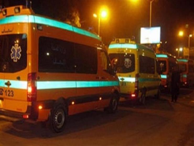 الدفع بـ 33 سيارة إسعاف.. بيان من الصحة بشأن حادث قطار الشرقية