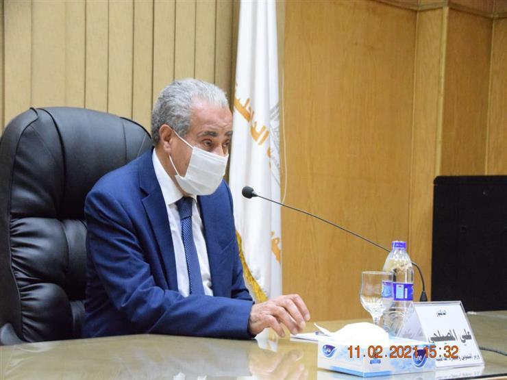 وزير التموين: إنشاء منطقة لوجستية واستصلاح 10 الآف فدان في الوادي الجديد