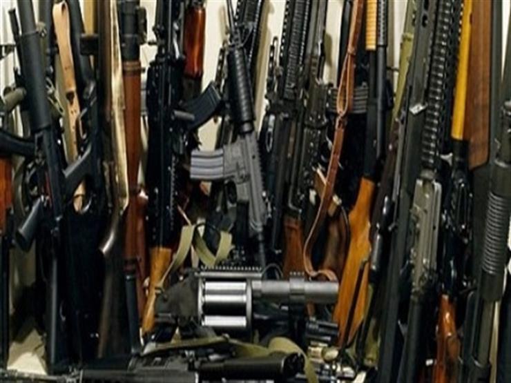 المتحدث العسكري: ضبط 144 قطعة سلاح وتدمير 4 أنفاق في سيناء