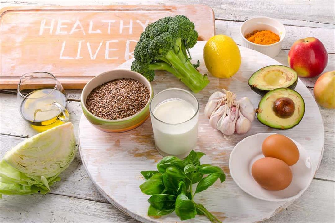 أضفها إلى نظامك الغذائي.. أطعمة ومشروبات مفيدة لصحة الكبد