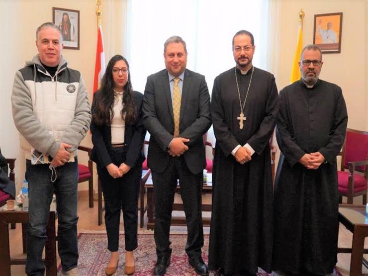 بروتوكول تعاون بين الكنيسة الكاثوليكية ومؤسسة ماعت للسلام